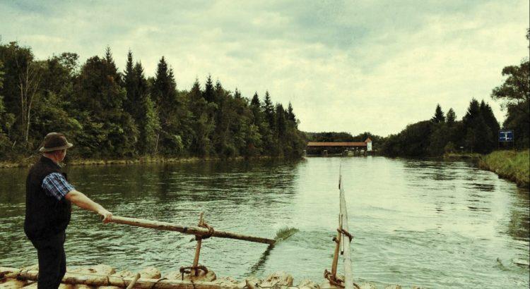 Floßfahrt