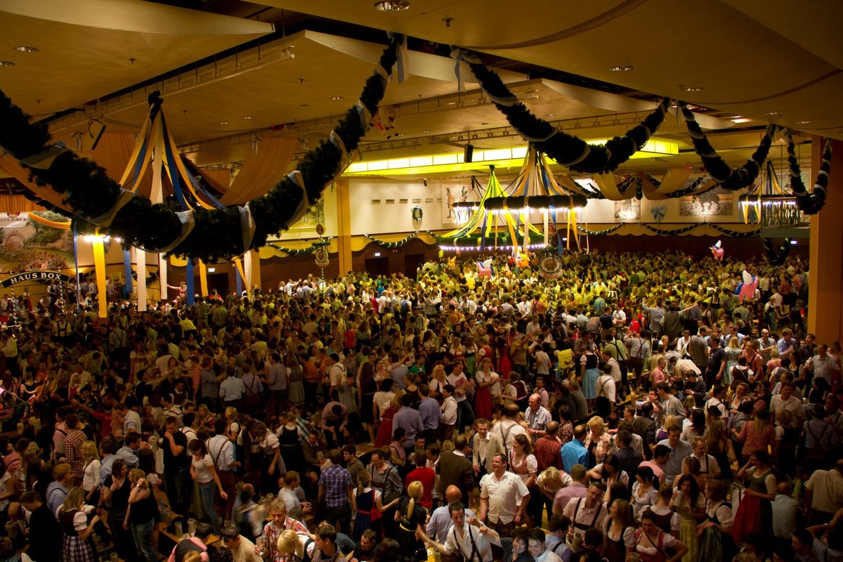 Das Starkbierfest 2017 am Nockherberg